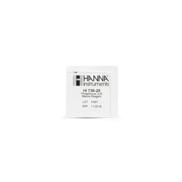 Hanna Instrument Phosphorus Ultra Low Range Reagents