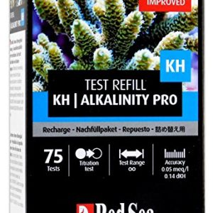 Red Sea KH Alkalinity Pro Test Refill